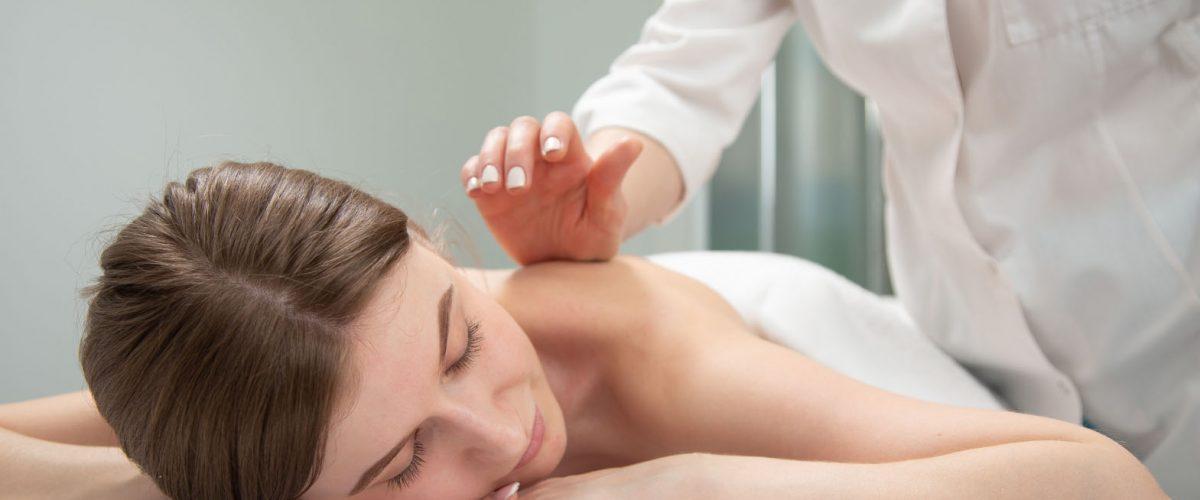 Лечебный массаж процедура